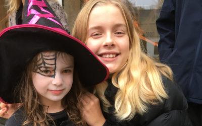 Halloween på KF